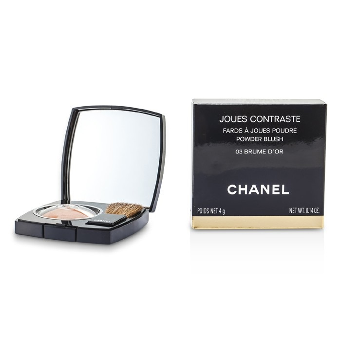 NEW Chanel Powder Blush (No. 03 Brume D'Or) 4g/0.14oz Womens Makeup
