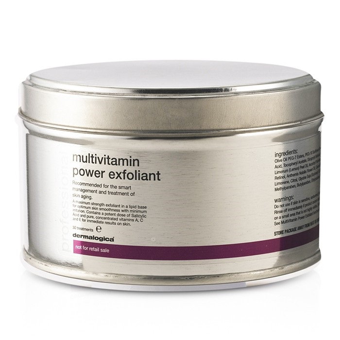 Age Smart MultiVitamin Power Exfoliant Treatment (Salon Size)