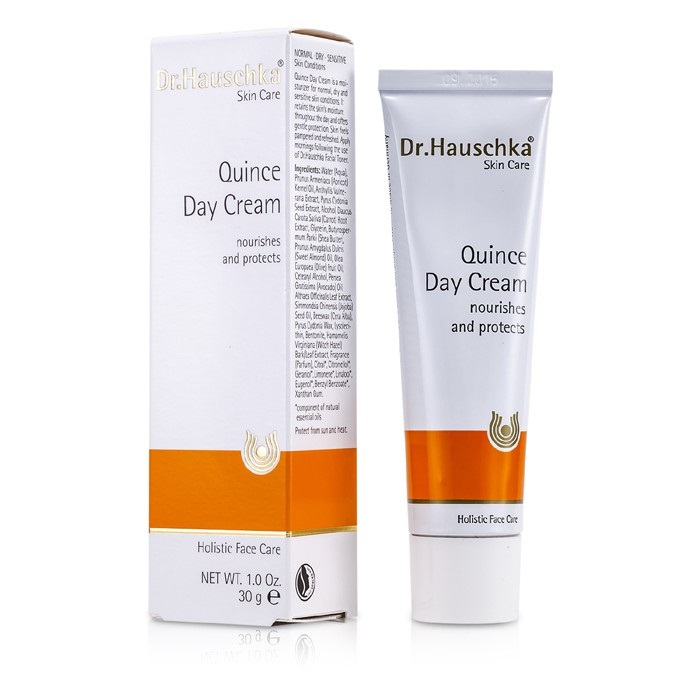 Dr. Hauschka Quince Day Cream (For Normal, Dry & Sensitive Skin) 30g Womens