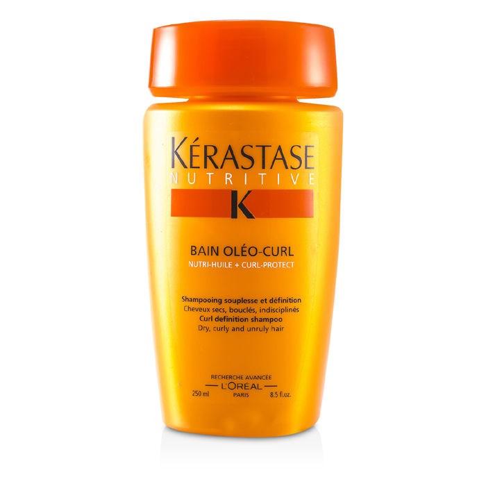 new kerastase shampoo kerastase nutritive bain oleo curl. Black Bedroom Furniture Sets. Home Design Ideas
