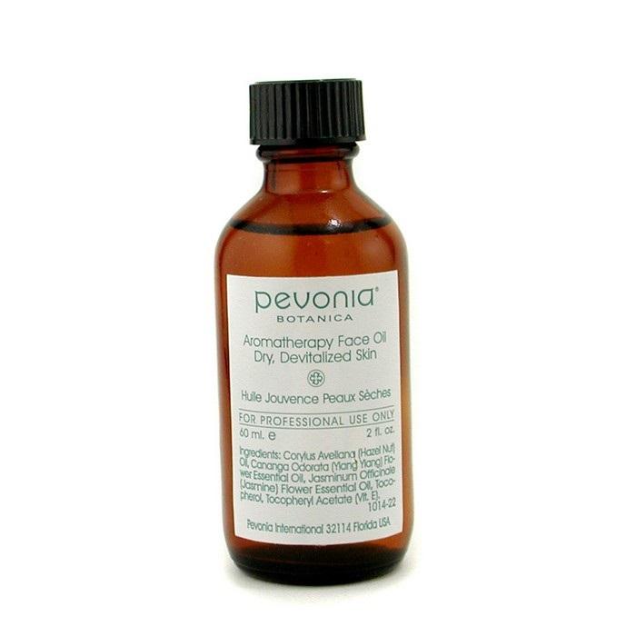Aromatherapy Face Oil - Dry, Devitalized Skin (Salon Size)