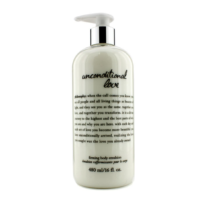 Unconditional Love Firming Body Emulsion