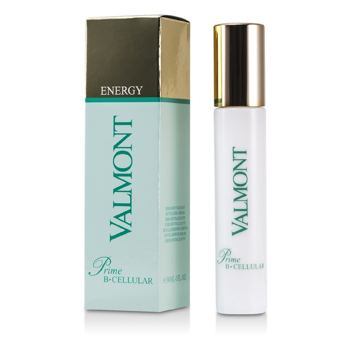 NEW Valmont Prime B-Cellular Revitalizing Serum 30ml Womens Skin Care
