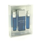 Aramis Aramis Life Eau De Toilette Spray and 2 Refills