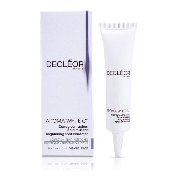 NEW Decleor Aroma White C+ Brightening Spot Corrector 15ml Womens Skin Care