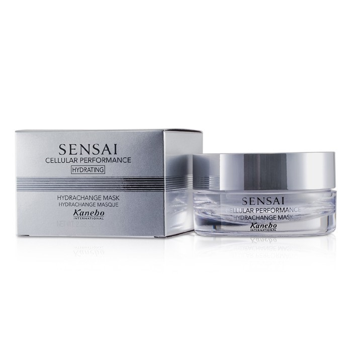 Kanebo Sensai Cellular Performance Hydrachange Mask 75ml Womens  Skin Care