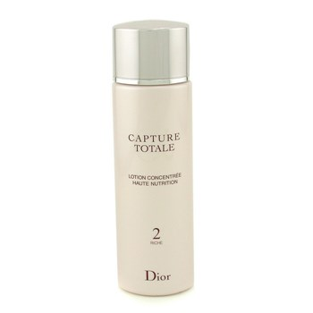 df5f35f8 Christian Dior Capture Totale Concentrated Nurturing Rich Lotion - #2 Rich  (For N/D Skin) Skincare