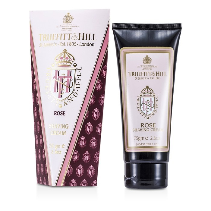 Rose Shaving Cream (Travel Tube)