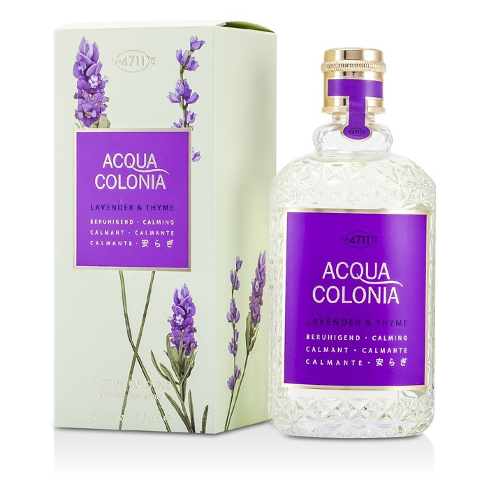 Acqua Colonia Lavender & Thyme Eau De Cologne Spray
