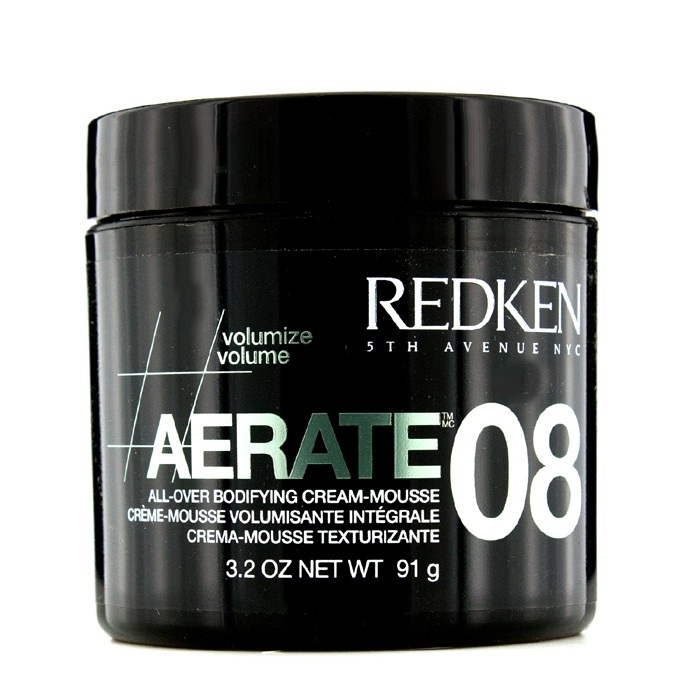 Styling Aerate 08 All-Over Bodifying Cream-Mousse