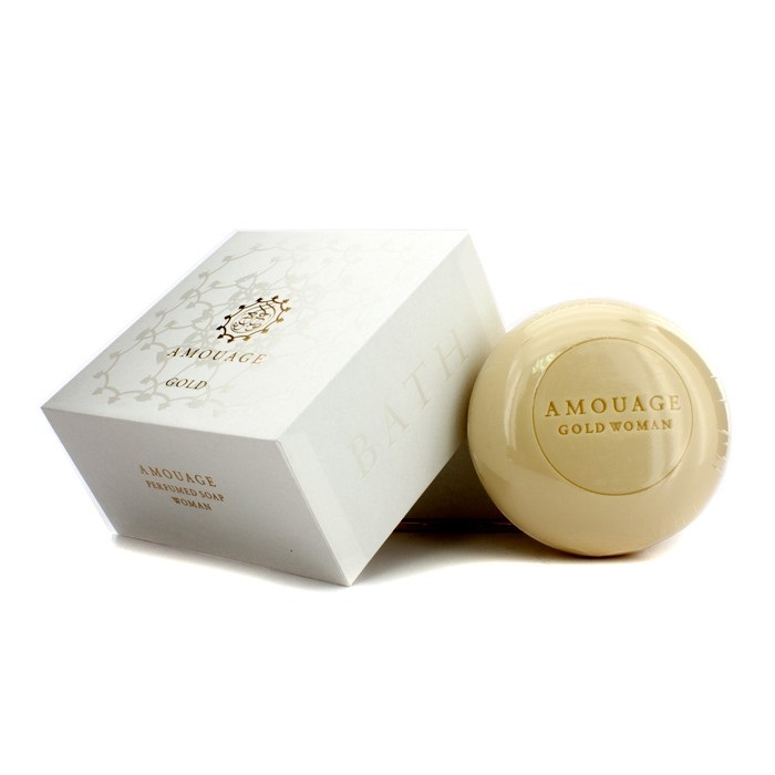 Gold Perfumed Soap