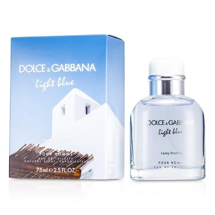 Light Blue Living In Stromboli Eau De Toilette Spray