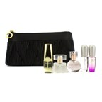 Estee Lauder Purse Spray Collection Coffret: Pleasures+ Pleasures Intense+ Sensuous+ White Linen+ Beautiful