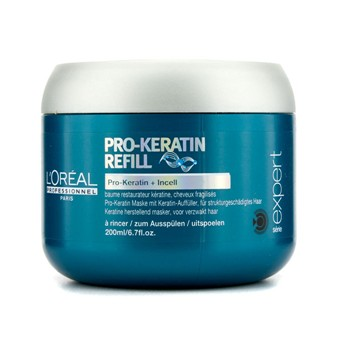 L'Oreal Professionnel Expert Serie - Pro-Keratin Refill Correcting Care Masque (For Damaged Hair)