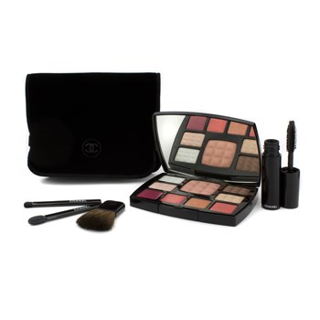Chanel Travel Makeup Palette  Review