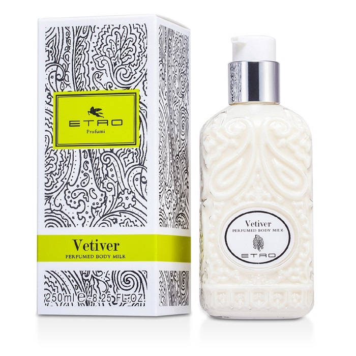 Vetiver Perfumed Body Milk