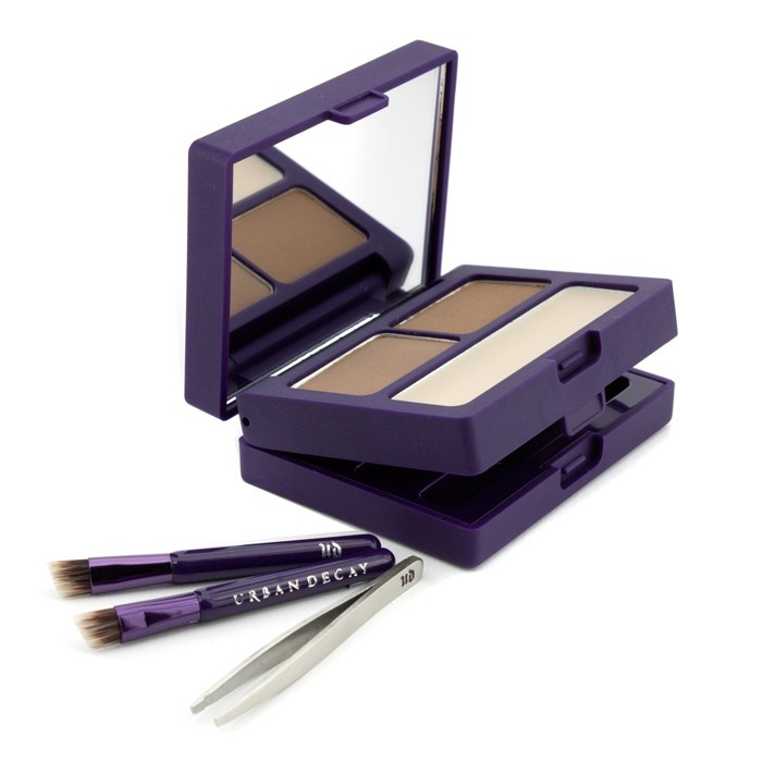 Brow Box: Eyebrow Powder + Wax + Tools - Honey Pot