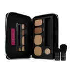 Bare Escentuals BareMinerals Ready To Go Complexion Perfection Palette - # R250 (For Medium Neutral Skin Tones)