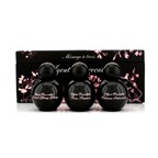 Agent Provocateur Massage Oil Collection: Rose Passion, Sensual Ylang Ylang, Tuberose Intoxication