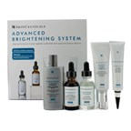 Skin Ceuticals Advanced Brightening System:Activator30ml+Phloretin CF 30ml+Pigment Corrector 30ml+UV Defense SPF 50 50ml+Retinol 30ml