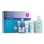 Exuviance Essentials Kit (Normal/ Combination): Cleansing Gel + Eye Complex + Masque + Evening Complex + Perfect 10 Serum