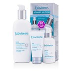 Exuviance AntiAging Solutions Kit (Sensitive/ Dry): Gentle Cleansing Creme + Age Less Everday + Ultra Restorative Creme