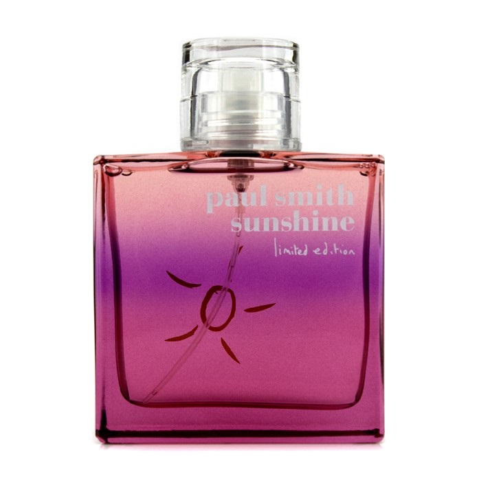 Sunshine Edition For Women Eau De Toilette Spray (2014 Edition)