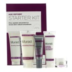 Murad Achieve Ageless Complete Skin Renewal Kit: Cleanser + Day Cream + Complete Reform + Ultimate Moisture (Exp. Date 03/2015)