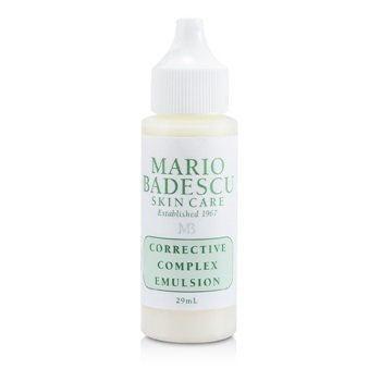 Mario Badescu Hyaluronic Emulsion With Vitamin C - For Combination/ Dry/ Sensitive Skin Types 29ml/1oz Lierac Homme Shaving Foam, Mousse Hydratante Protectrice, Anti-Irritations, 5.2 Oz + Old Spice Deadlock Spiking Glue, Travel Size, .84 Oz