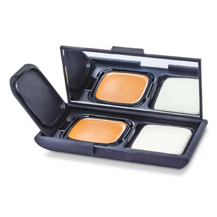 Radiant Cream Compact Foundation (Case + Refill) - # Macao (Medium/Dark 4)