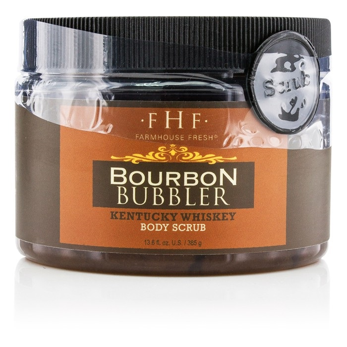 Bourbon Bubbler Body Scrub