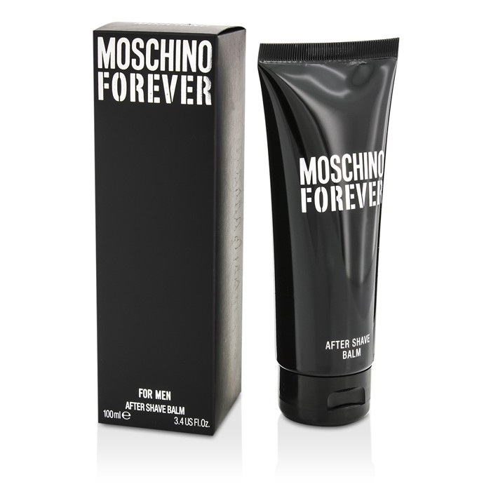 NEW Moschino Forever After Shave Balm 100ml Perfume