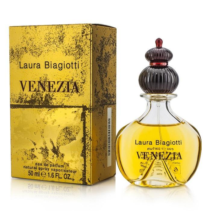 NEW Laura Biagiotti Venezia EDP Spray 50ml Perfume
