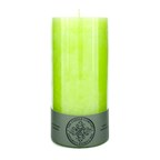 The Candle Company Pillar Highly Fragranced Candle - Ginger Lily