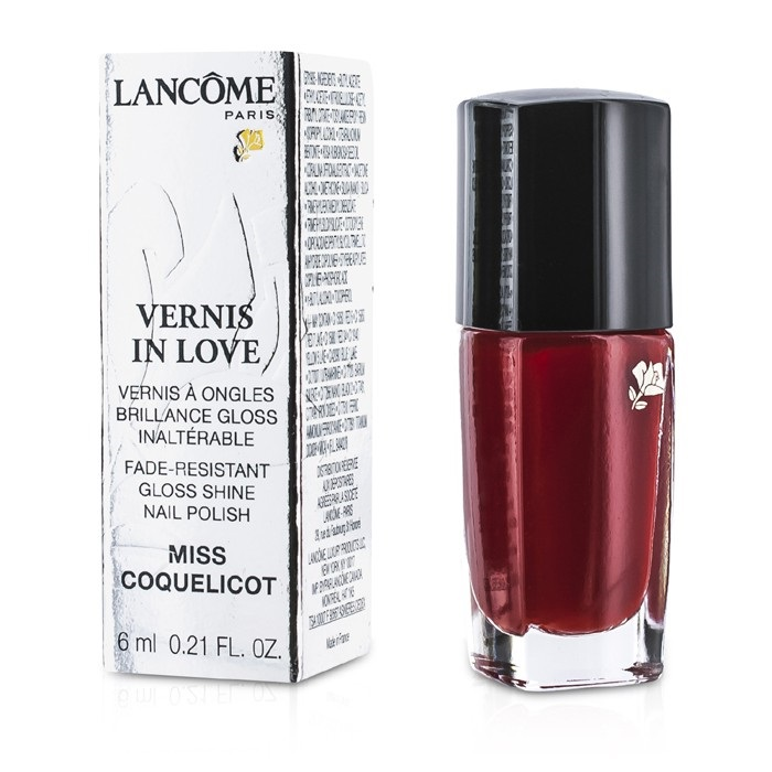 Vernis In Love Nail Polish - # 154M Miss Coquelicot