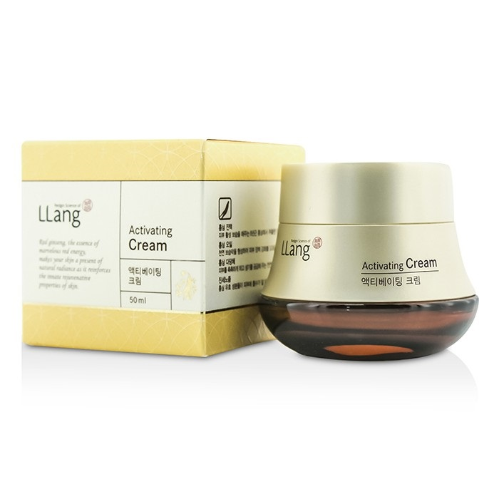 NEW LLang Activating Cream 50ml Womens Skin Care