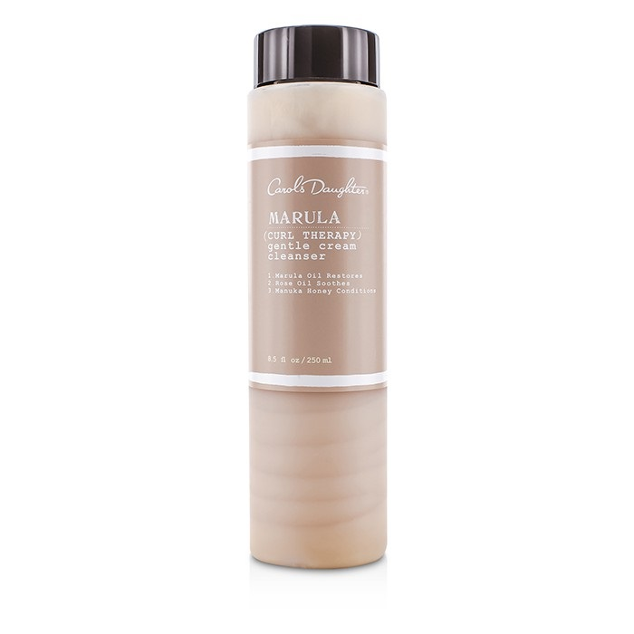 NEW Carol's Daughter Marula Curl Therapy Gentle Cream Cleanser 250ml Mens Hair