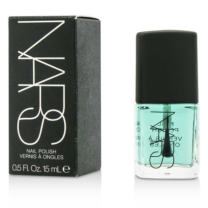 Nail Polish - #Base Coat (Clear with light blue/green tint)