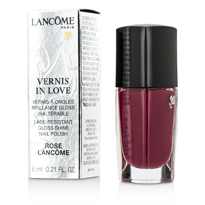 Vernis In Love Nail Polish - # 368N Rose Lancome