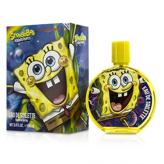 Spongebob Eau De Toilette Spray