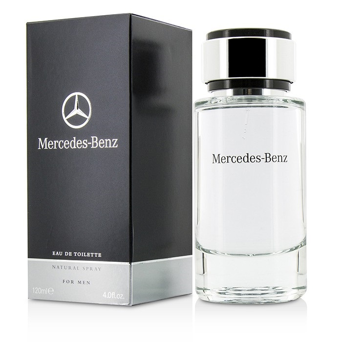 new mercedes benz edt spray 4oz mens men 39 s perfume ebay. Black Bedroom Furniture Sets. Home Design Ideas