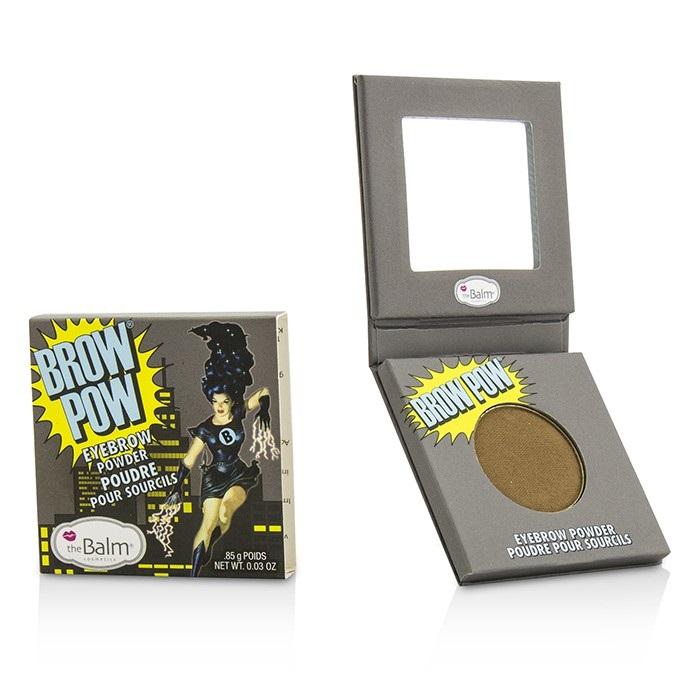 BrowPow Eyebrow Powder - #Light Brown