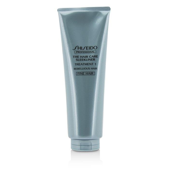 NEW Shiseido The Hair Care Sleekliner Treatment 1 (Fine, Rebellious Hair) 250ml