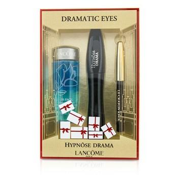 7175d12488f Lancome Hypnose Dramatic Eyes Kit: 1x Hypnose Drama Mascara 6.5ml/0.23oz +  1x Mini Le Crayon Khol 0.7g/0.02oz + 1x Bi Facil 30ml/1oz | The Beauty  Club™ ...