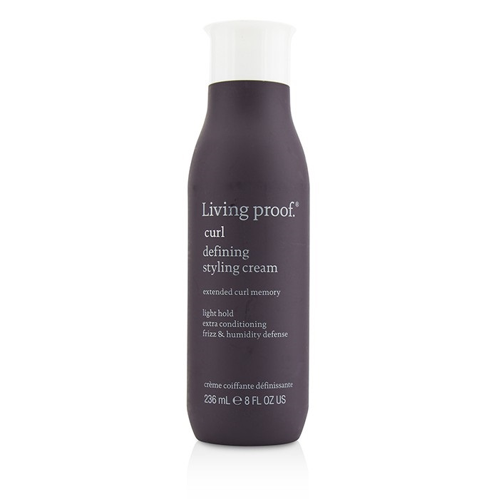 Curl Defining Styling Cream (Light Hold)