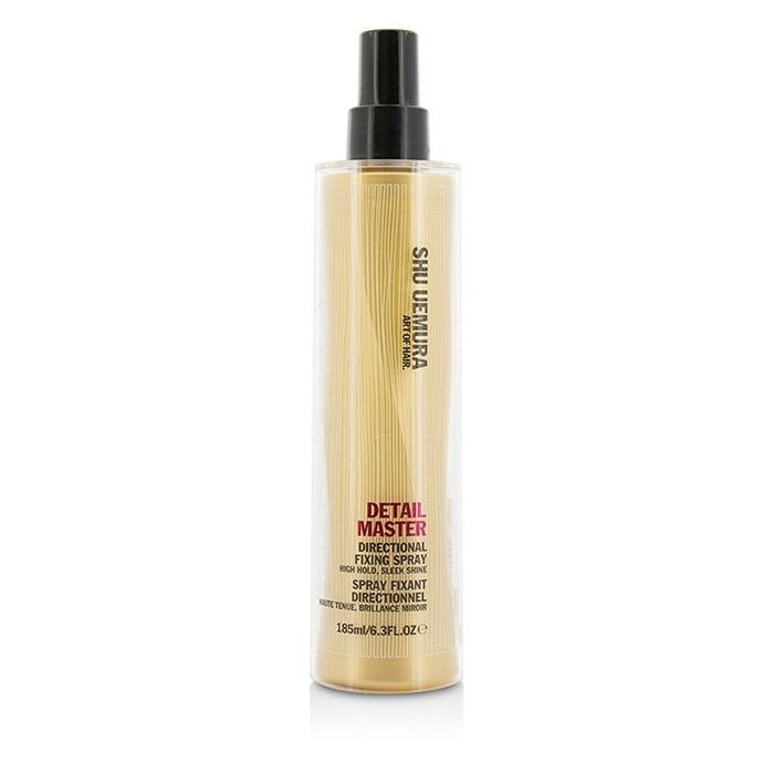 NEW Shu Uemura Detail Master Directional Fixing Spray 185ml Mens Hair Care