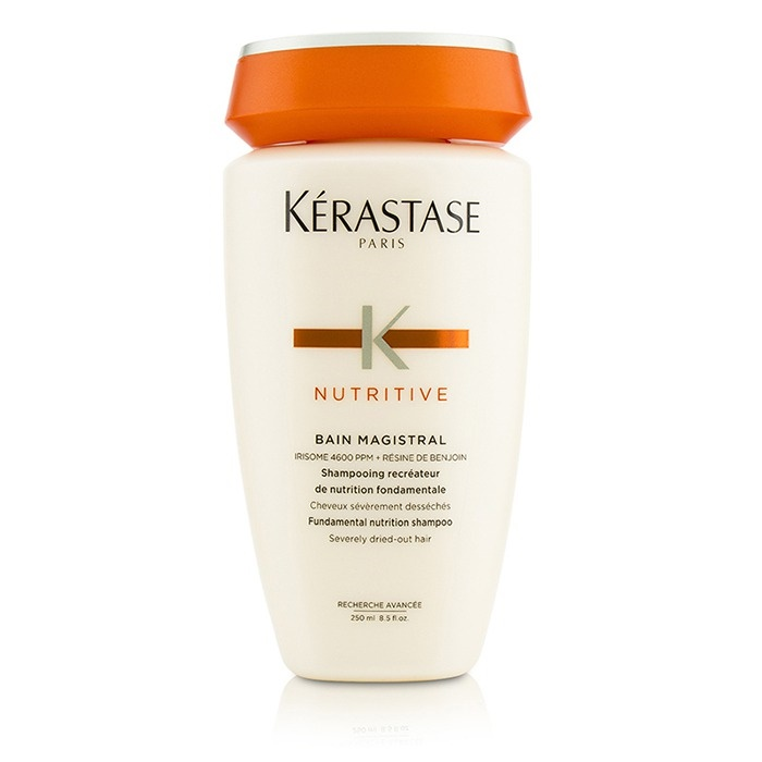 Nutritive Bain Magistral Fundamental Nutrition Shampoo (Severely Dried-Out Hair)