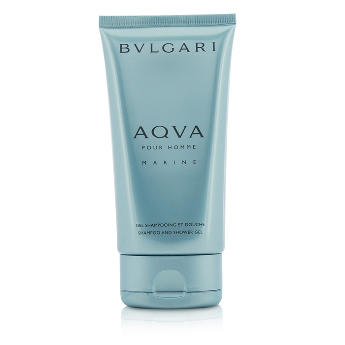Aqva Pour Homme Marine Shampoo & Shower Gel (Unboxed)