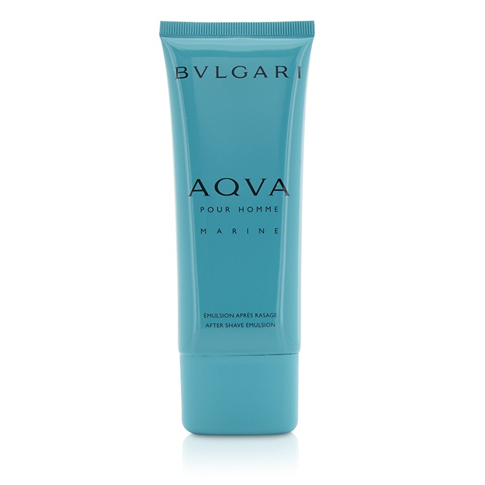 Aqva Pour Homme Marine After Shave Emulsion (Tube/ Unboxed)
