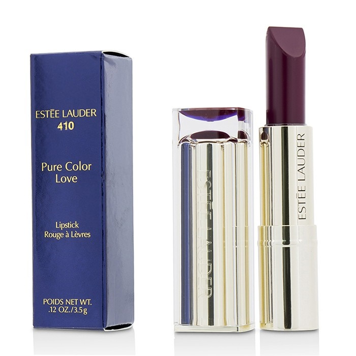 Pure Color Love Lipstick - #410 Love Object